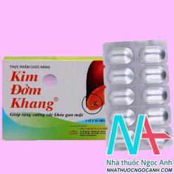Thực phẩm bảo vệ sức khỏe Kim Đởm Khang