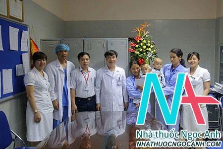 Khoa Tai Mũi Họng - BVĐHYHN đã thực hiện thường quy và hoàn toàn làm chủ kỹ thuật cấy ốc tai điện tử