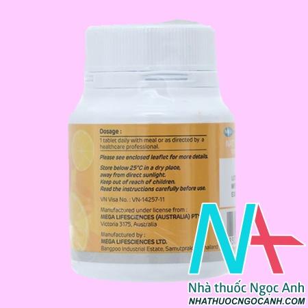 thuốc Nat C 1000