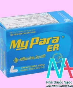 Thuốc Myparra ER