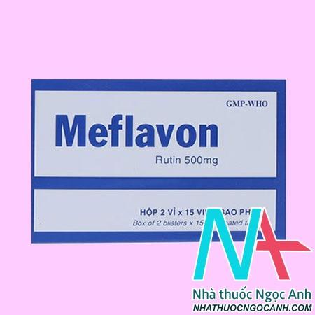 Thuốc Meflavon