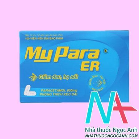 hộp Myparra ER