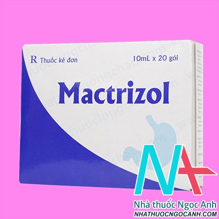 Mactrizol giá bao nhiêu
