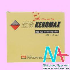 Hộp thuốc New Keromax
