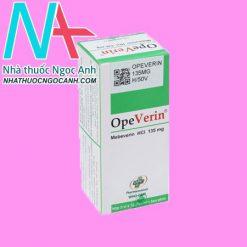 Thuốc Opeverin
