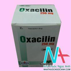 Thuốc Oxacillin 250mg