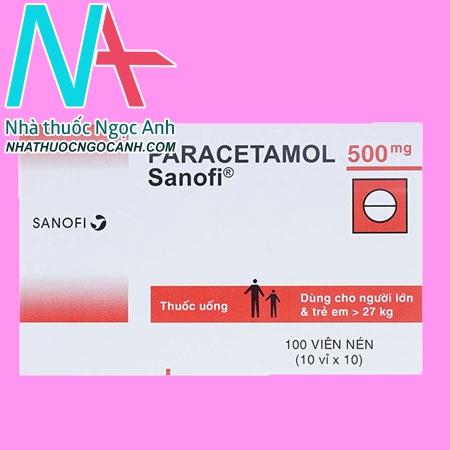 Paracetamol Sanofi