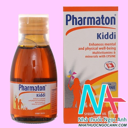 Thuốc Pharmaton Kiddi 100ml