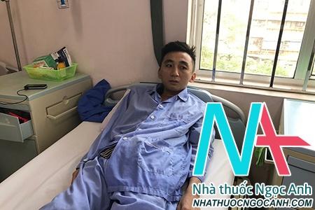 Sau phẫu thuật, Lê Văn C. đã tự tin giao tiếp với những người xung quanh