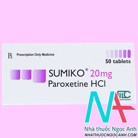 Thuốc Sumiko 20 mg