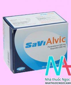 Thuốc Savi Alvic