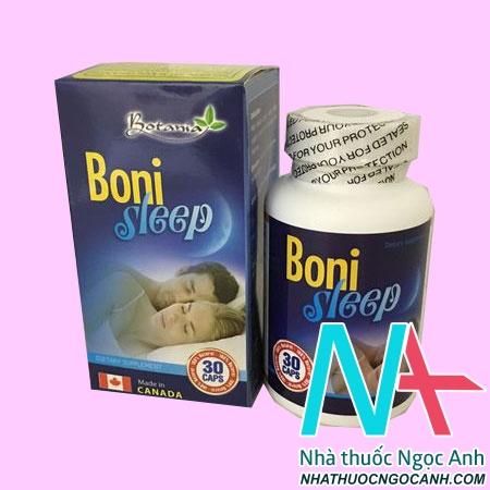 Lọ sản phẩm BoniSleep