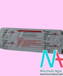 ThuốcSoriatane là thuốc gì