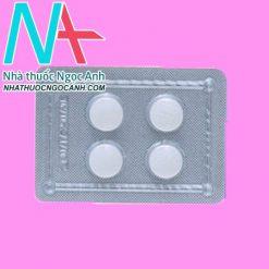 Vỉ thuốc Tatanol Codein