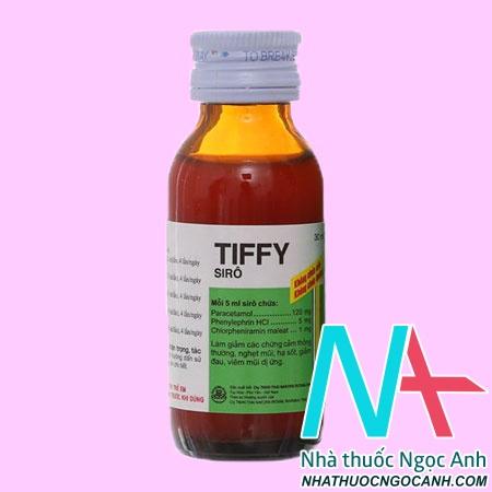 Thuốc Siro Tiffy