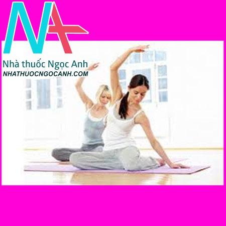 Tập luyện, vận động hợp lý rất tốt cho các bệnh về xương khớp