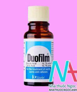 Thuốc Duofilm® giá bao nhiêu