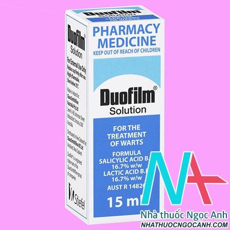 Thuốc Duofilm® mua ở đâu