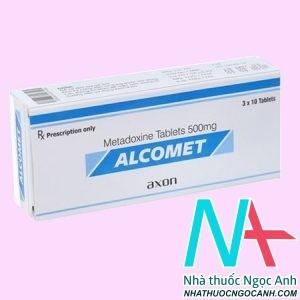 Thuốc Alcomet