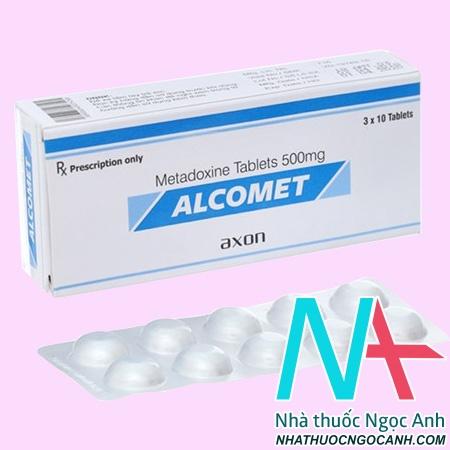 Thuốc Alcomet có tác dụng gì