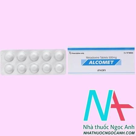 Thuốc Alcomet giá bao nhiêu