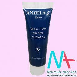 thuốc Anzela C có tác dụng gì