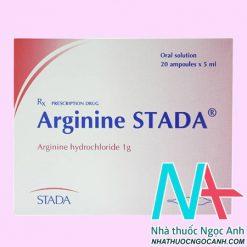 Thuốc Arginine Stada