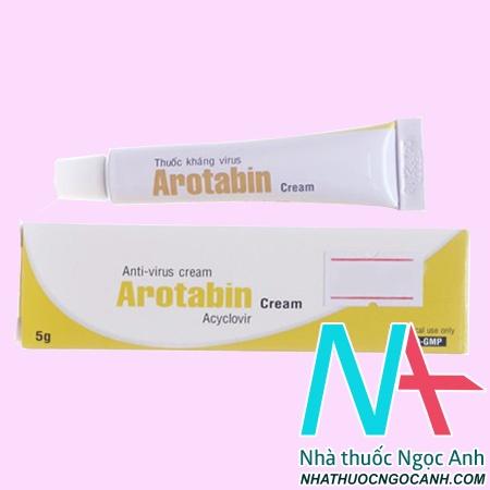 Thuốc Arotabin
