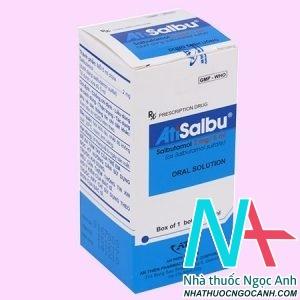 Thuốc Atisalbu