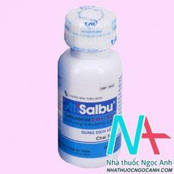 Thuốc Atisalbu giá bao nhiêu