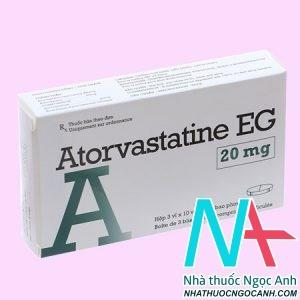 ThuốcAtorvastatine EC