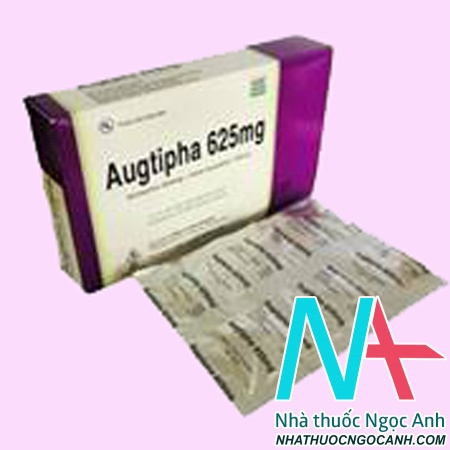 Thuốc Augtipha 625mg