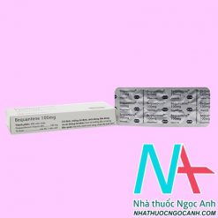thuốc Bequantene 100mg