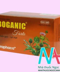 Thuốc Boganic Forte