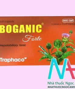 Thuốc Boganic Forte có tác dụng gì