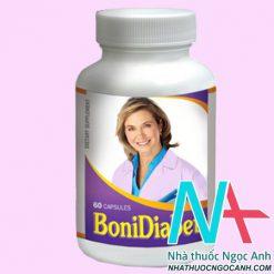 Thuốc BoniDiabet+ có tác dụng gì