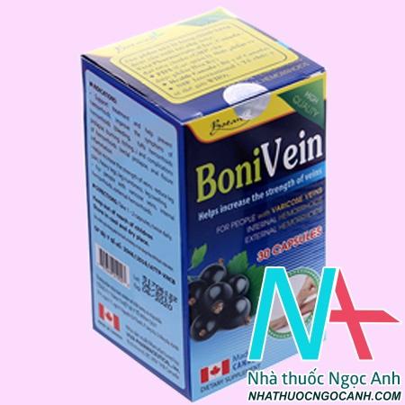 Thuốc BoniVein có tác dụng gì