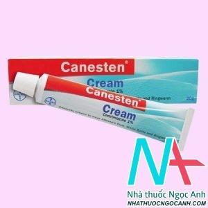 Thuốc Canesten Cream 1% có tác dụng gì
