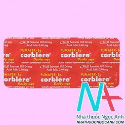 thuốc Fumafer - B9 Corbière giá bao nhiêu