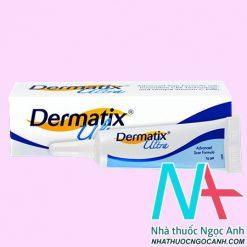 Thuốc Dermatix Ultra Gel có tác dụng gì