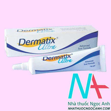 Thuốc Dermatix Ultra Gel giá bao nhiêu