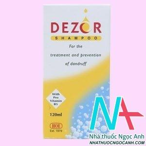 Thuốc Dezor Shampoo