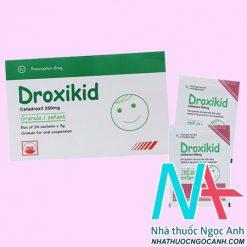 Thuốc Droxikid có tác dụng gì
