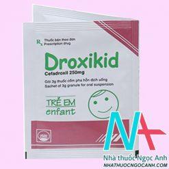 Thuốc Droxikid giá bao nhiêu