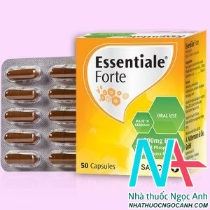 Thuốc Essentiale forte
