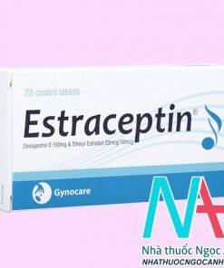 Thuốc Estraceptin có tác dụng gì