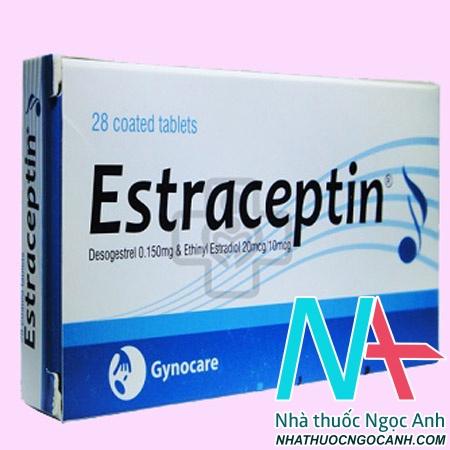 Thuốc Estraceptin giá bao nhiêu