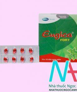 Thuốc Eugica Fort có tác dụng gì