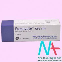 Thuốc Eumovate Cream có tác dụng gì