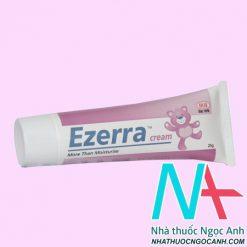 Thuốc Ezerra Cream có tác dụng gì